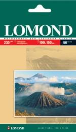 Бумага Lomond 230 г/м, глянцевая,10х15, 50л. Код 0102035