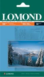 Бумага Lomond 180 г/м, матт,10х15, 50л. Код 0102063