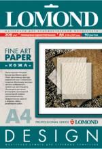 Бумага LOMOND КОЖА, 200г/м гл., А4 10 листов, Код 0918041