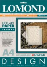 Бумага LOMOND КОЖА, 200г/м матт, А4 10 листов, Код 0917041