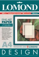 Бумага LOMOND ТКАНЬ, 200г/м глянец, А4 10 листов, Код 0920041
