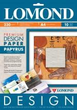 Бумага Lomond Premium матовая Папирус, 230 г/м, А4/10 листов код 0929041