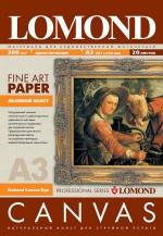 Холст LOMOND для струйной печати, А3, 20л. Код 0908312