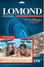 Бумага Lomond 270 г/м, суперглянец (Warm), А4, 20л. Код 1106101