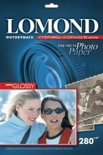 Бумага Lomond 280 г/м, суперглянец, А3, 20л. Код 1104102