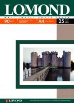 Бумага Lomond 90 г/м, матт, А4 25л. Код 0102029