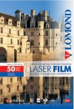 пленка Lomond для цветных лазерных принтеров, 100 мкм, А4, 50л. Код 0703415