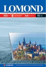 Пленка Lomond для цветных струйных принтеров, 100 мкм, А4, 10л. Код 0708411