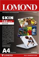 Пленка самоклеящаяся Lomond для ноутбуков А4, 2 листа (Laptop Skin), код 1708462