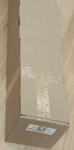 Бумага инженерная для САПР и ГИС 80 г/м, 420 мм, 175м (3